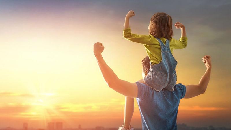 Nem csak magadat, hanem gyermekedet is még boldogabbá teheti egy stabil pár az életedben