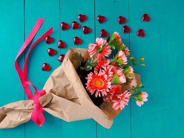Virág és édesség