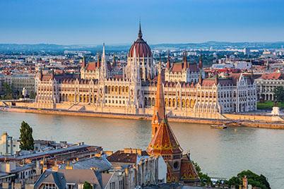 Budapesti társkeresők kedvenc helye a Parlament és a Duna folyó