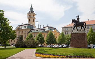 Szegedi társkeresők kedvenc helye a Városháza