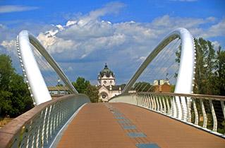 Szolnoki társkeresők kedvenc helye a Tiszavirág híd