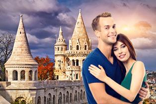 Társkereső Budapest szerelmes pár