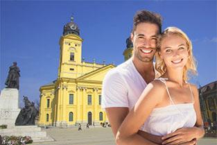 Társkereső Debrecen szerelmes pár