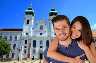 Társkereső Győr szerelmes pár