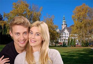 Társkereső Miskolc szerelmes pár