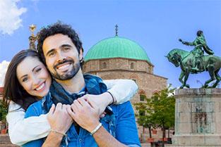 Társkereső Pécs szerelmes pár