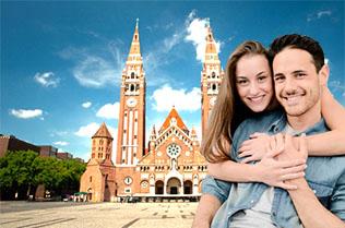 Társkereső Szeged szerelmes pár