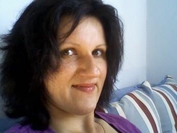 Kriszta218 49 éves társkereső profilképe