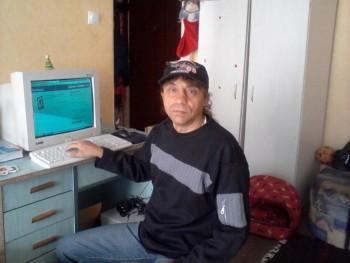 szerelem66 54 éves társkereső profilképe