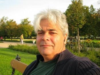 OldCat 58 éves társkereső profilképe