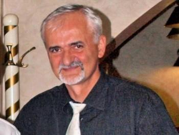BM Laci 66 éves társkereső profilképe