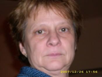 Ilonka 61 éves társkereső profilképe