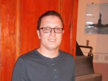 SzGabor 40 éves társkereső profilképe