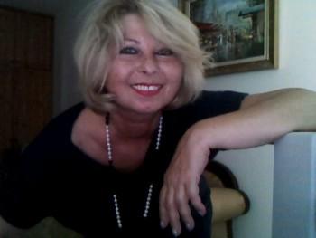 Aphrodite 60 60 éves társkereső profilképe