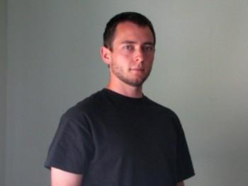 SteveK 33 éves társkereső profilképe