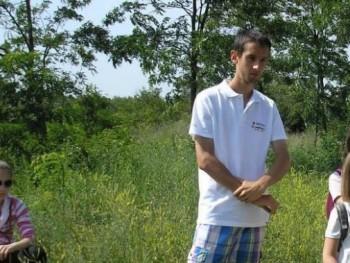 Kristóf 31 éves társkereső profilképe