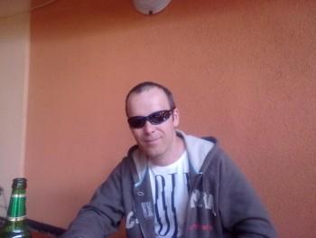 simiász 45 éves társkereső profilképe