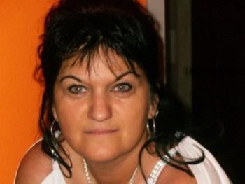 kovcs mária 54 éves társkereső profilképe
