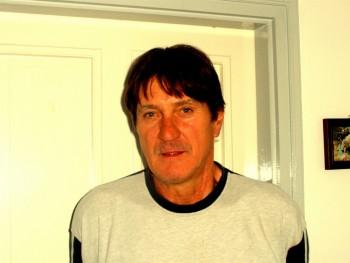 kiro 64 éves társkereső profilképe