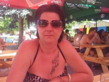 Boda Mónika 43 éves társkereső profilképe