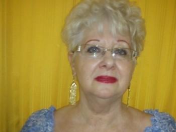 Helena  66 éves társkereső profilképe