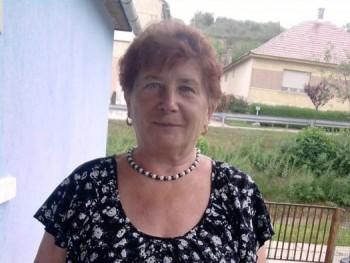 kamillacska 74 éves társkereső profilképe
