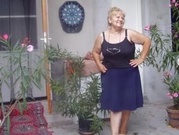 Kataságos Kata 69 éves társkereső profilképe