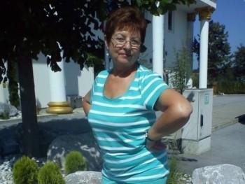 Magyar Rozika 68 éves társkereső profilképe