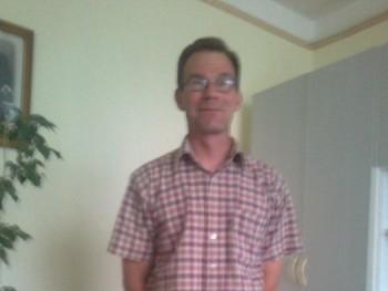 Franczel 47 éves társkereső profilképe