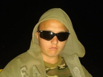 mutyika 23 éves társkereső profilképe