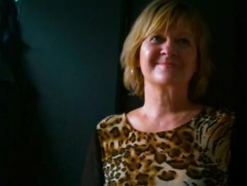 Busa Anna 63 éves társkereső profilképe