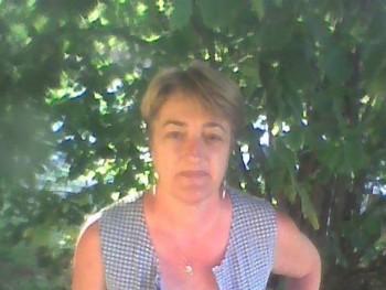 szuzi 57 éves társkereső profilképe