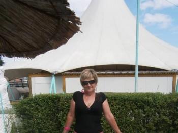 Mezei Éva 55 éves társkereső profilképe