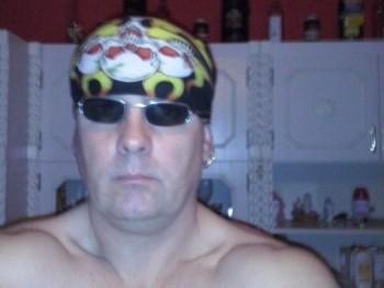 Jocó Szabolcsi 44 éves társkereső profilképe