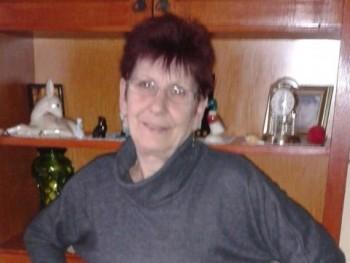 Mamakincse 64 éves társkereső profilképe