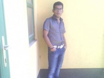 Mc Zoltán 32 éves társkereső profilképe