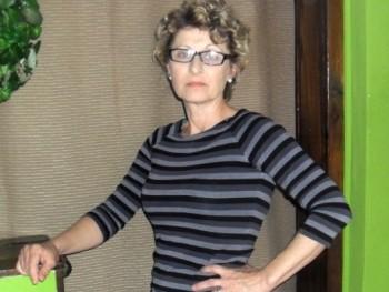 fruzsi 56 éves társkereső profilképe