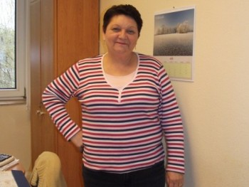 Mariannka 63 éves társkereső profilképe