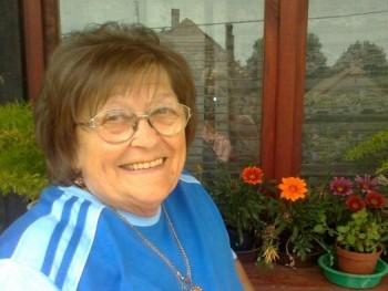 Mária Máténé 76 éves társkereső profilképe