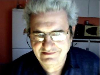 Bőkény józsef 67 éves társkereső profilképe