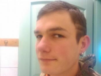 Hórváth András 29 éves társkereső profilképe