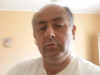Mázli 56 éves társkereső profilképe