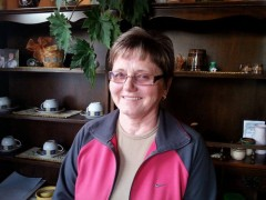 kaplar mária - 68 éves társkereső fotója