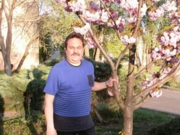 elégia 65 éves társkereső profilképe