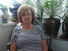 Rózsa58 - 61 éves társkereső fotója