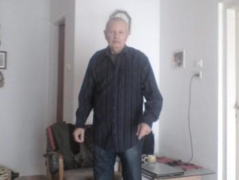 tomboy 64 éves társkereső profilképe