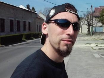 Akela87 33 éves társkereső profilképe