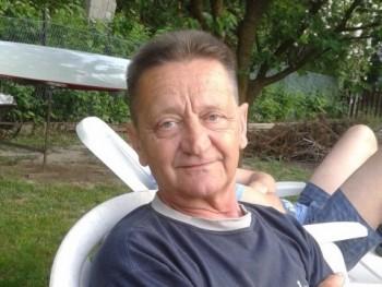 Gábor52 67 éves társkereső profilképe