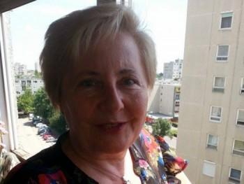 lányka 69 éves társkereső profilképe