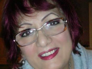 Rzsébet 66 éves társkereső profilképe